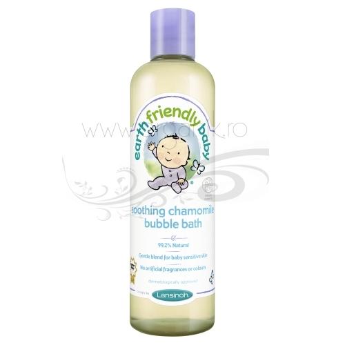 Spumant de baie pentru copii cu musetel - Earth Friendly Baby