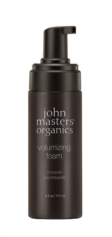 Spuma de par pentru volum, 177 ml - John Masters Organics