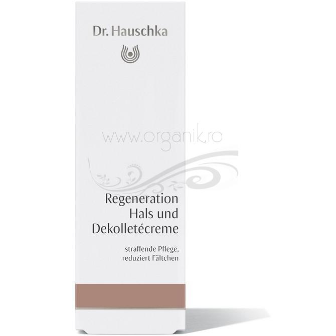 Tratament regenerant antiage pentru gat si decolteu, 40 ml - Dr. Hauschka