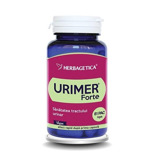 Urimer Forte 10 capsule - HERBAGETICA
