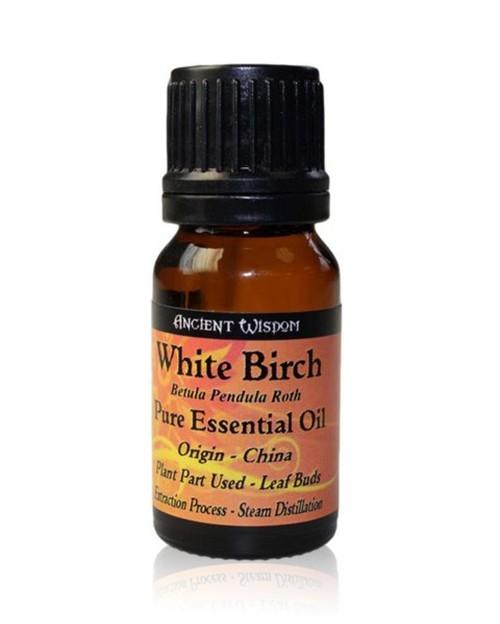 Ulei esential Mesteacan alb (Betula Pendula Roth), 10ml - Ancient Wisdom