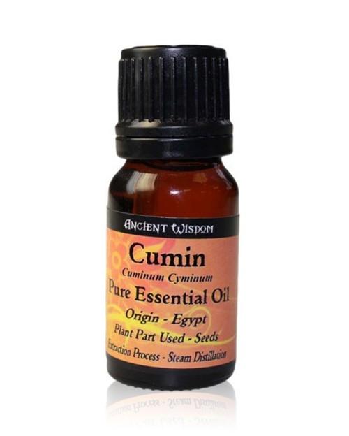 Ulei esential de Chimion (Cuminum Cyminum), 10ml - Ancient Wisdom