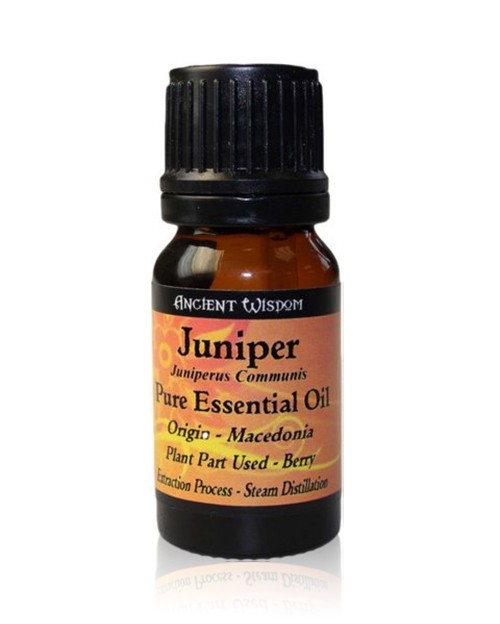 Ulei esential de Ienupar (Juniperus Communis), 10ml - Ancient Wisdom