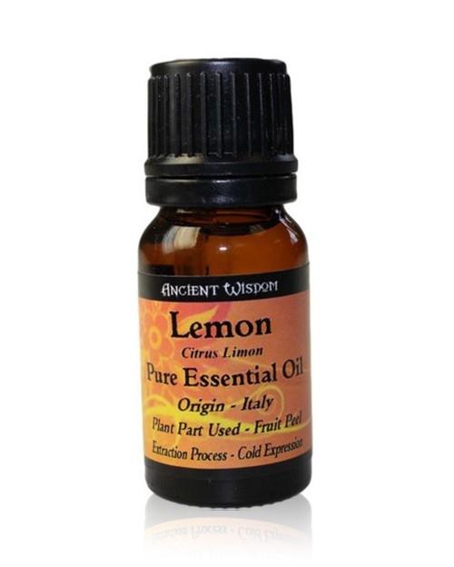 Ulei esential de Lamaie (Citrus Limon), 10ml - Ancient Wisdom