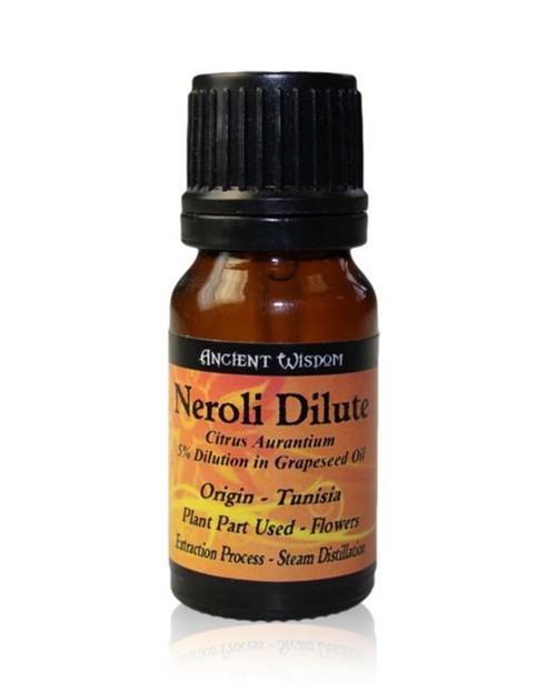 Ulei esential de Neroli dilutie 5% (Citrus Aurantium), 10ml - Ancient Wisdom