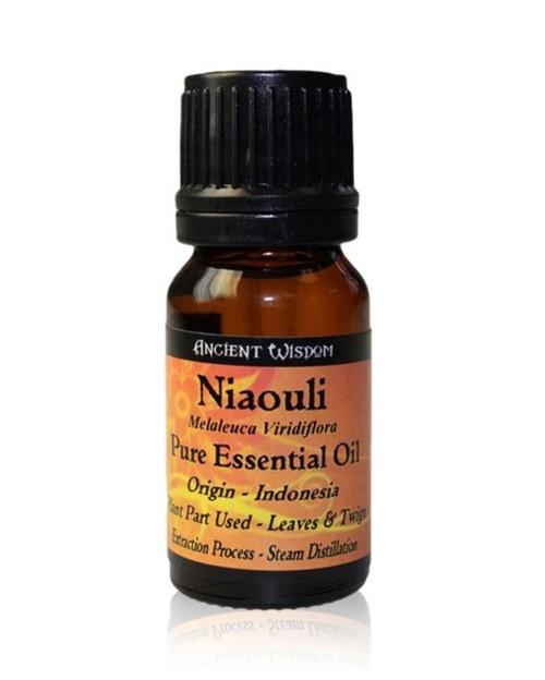 Ulei esential de Niaouli (Melaleueca Viridiflora), 10ml - Ancient Wisdom
