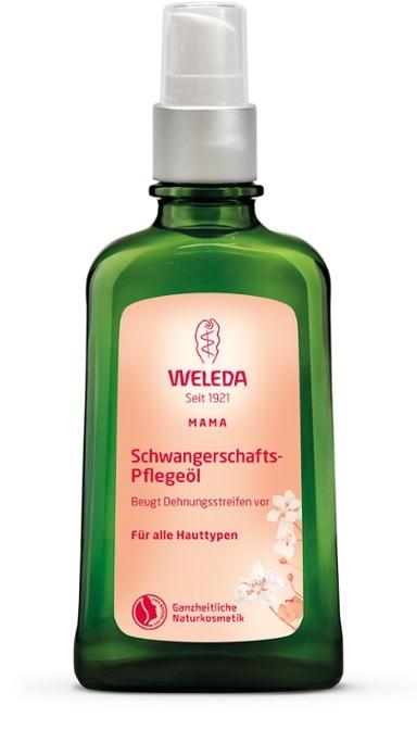Ulei natural antivergeturi pentru sarcina - Weleda