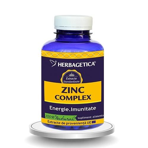 ZINC Complex, 60 capsule - HERBAGETICA