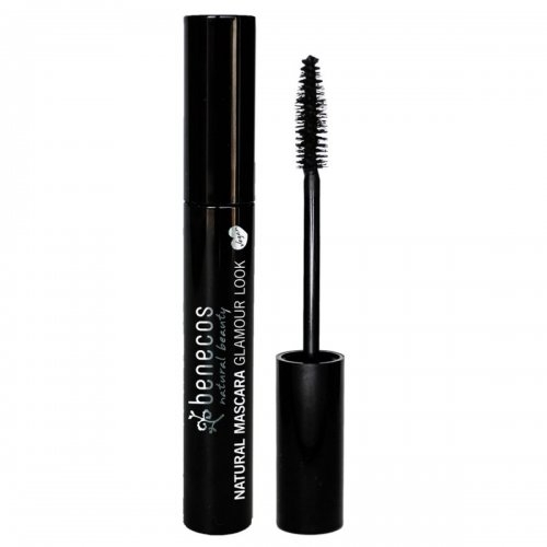 Rimel Glamour Look Ultimate Black, 8 ml - Benecos