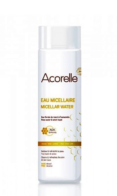 Apa micelara bio cu polen si propolis, 300 ml - Acorelle