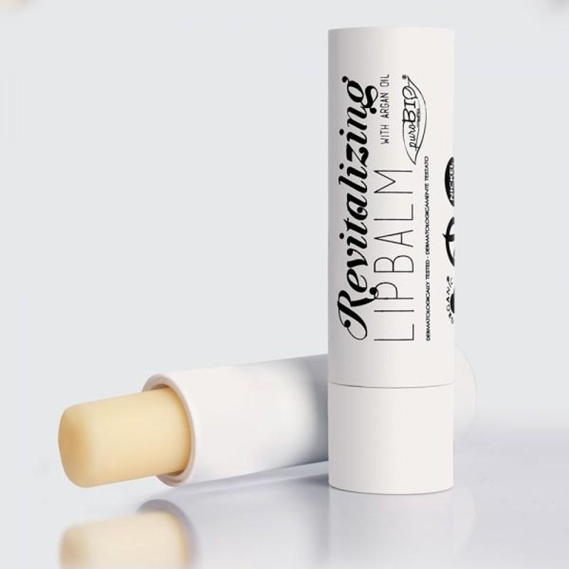 Balsam de buze bio anti-age, Revitalizing - PuroBio