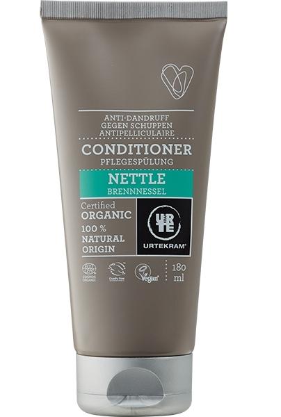 Balsam de par organic anti matreata cu urzica, Nettle 180 ml - URTEKRAM