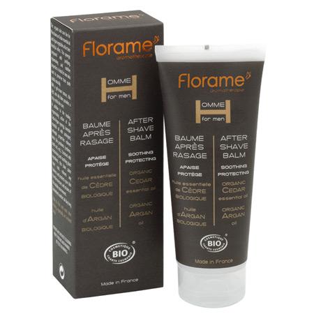 Balsam hidratant dupa ras, pentru barbati - Florame