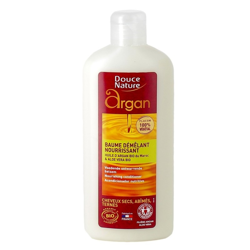 Balsam de par cu ulei de argan, 250 ml - Douce Nature