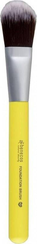 Pensula pentru fond de ten lichid, Colour Edition - Benecos