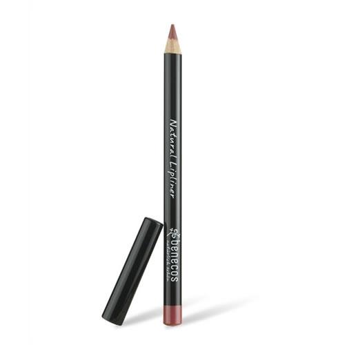 Creion bio contur buze Brown (beige-rose) - Benecos