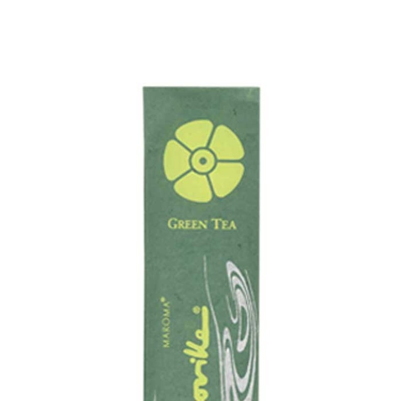 Betisoare parfumate naturale, CEAI VERDE - MAROMA