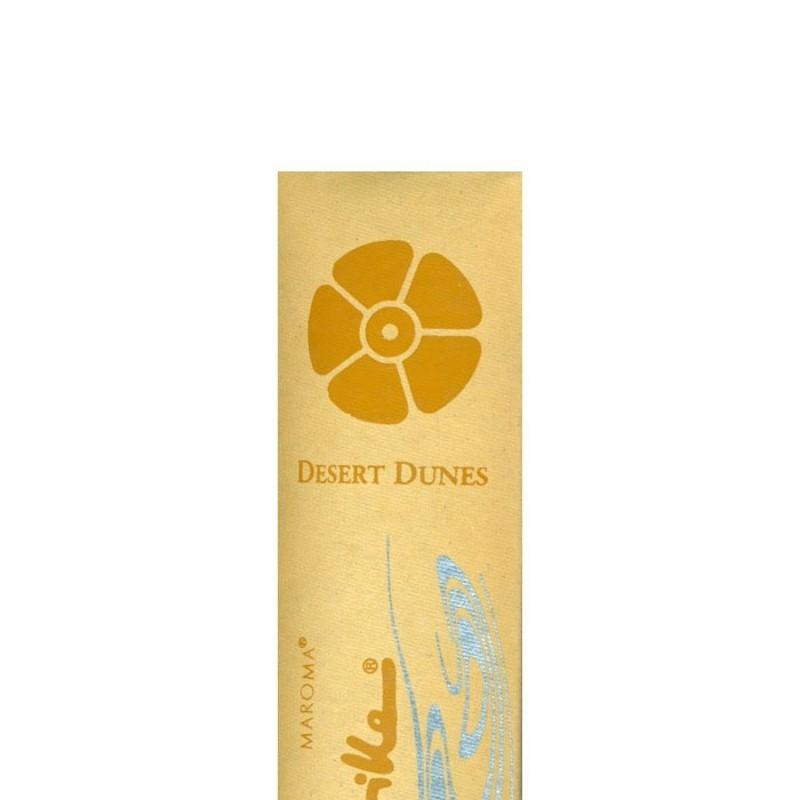 Betisoare parfumate naturale, DESERT DUNES - MAROMA