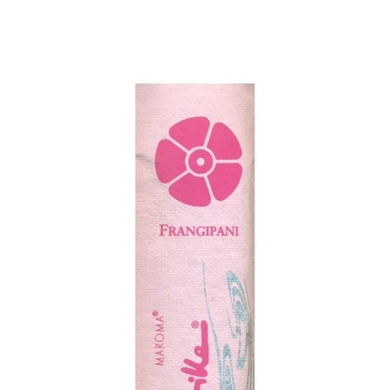 Betisoare parfumate naturale, FRANGIPANI - MAROMA