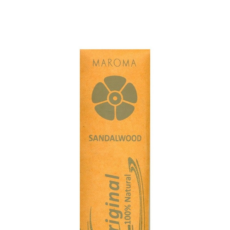 Betisoare parfumate naturale, LEMN DE SANTAL - MAROMA