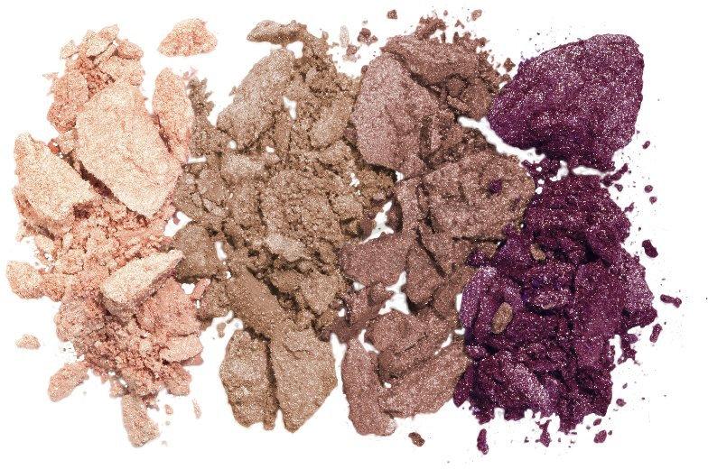 Fard de pleoape quattro Purple Fantasy 03 - LAVERA