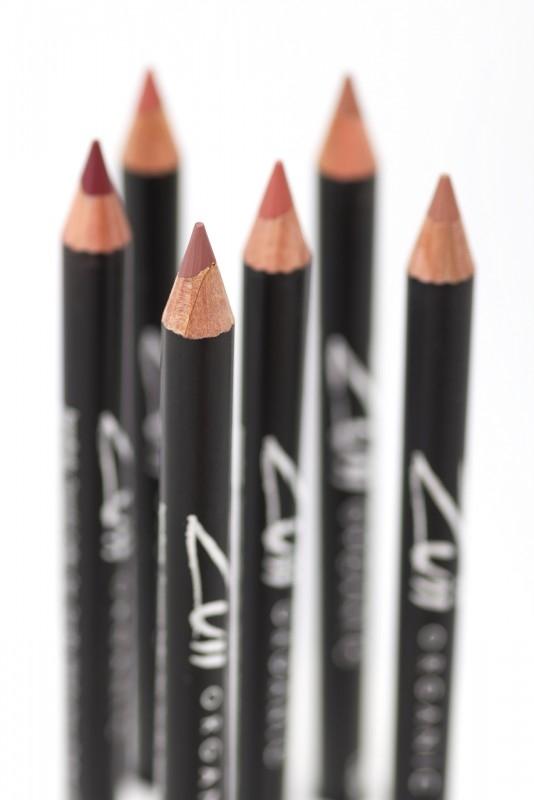 Creion organic pentru contur buze, Spice - ZUII Organic