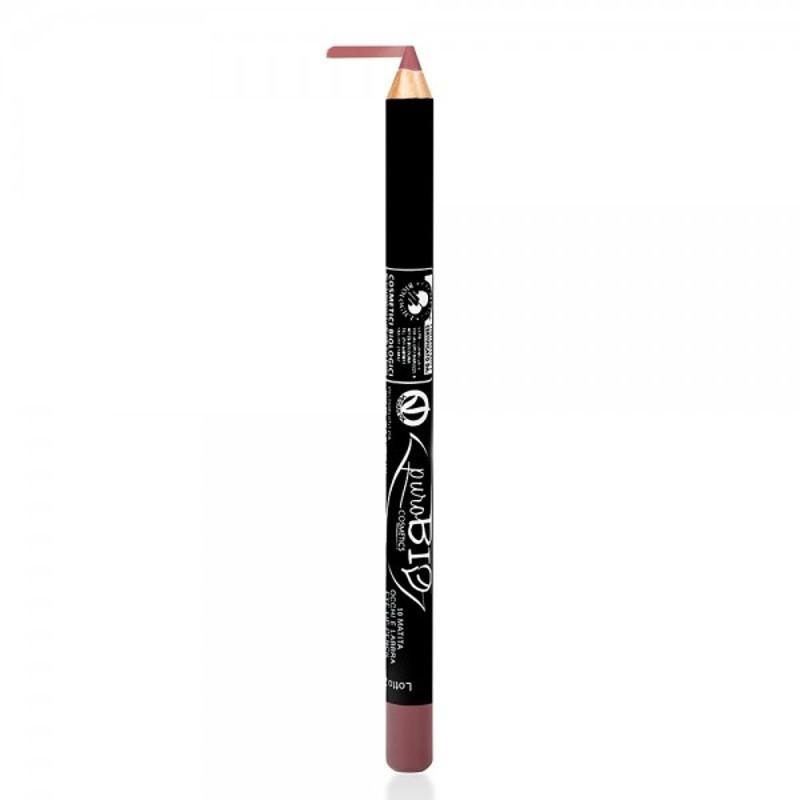 Creion bio contur ochi si buze Sienna 10 - PuroBio