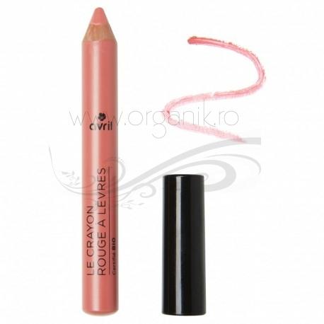 Creion ruj bio Bois de Rose - Avril