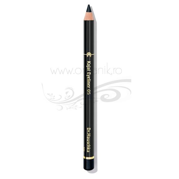 Creion de ochi kajal Negru 05 - Dr. Hauschka