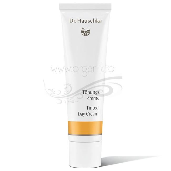 Crema de zi hidratanta nuantatoare, 30 ml - Dr. Hauschka