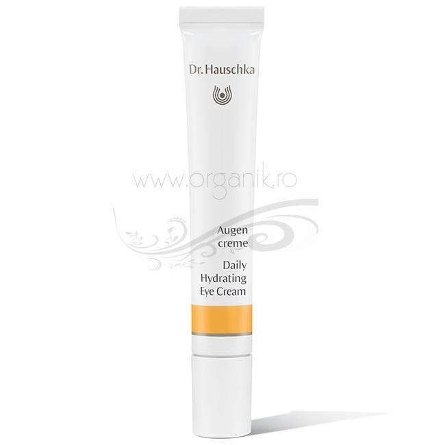 Crema de ochi antirid hidratanta pentru uz zilnic, 12.5 ml - Dr. Hauschka