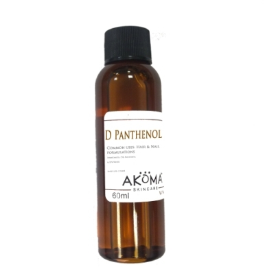 d-Panthenol (provitamina B5) uz cosmetic, 60 ml - Akoma Skincare
