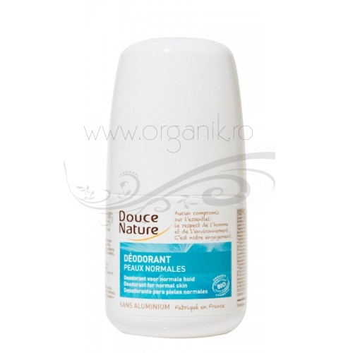 Roll on bio - deodorant natural piele normala - Douce Nature