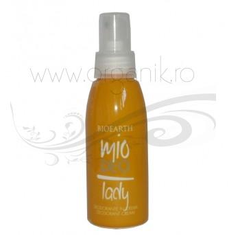 Deodorant crema bio MioDeo Lady - Bioearth