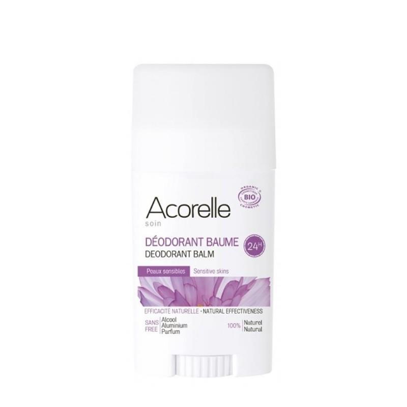 Deodorant stick cu bicarbonat Fara Parfum - Acorelle