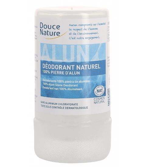 Deodorant stick cu piatra de alaun 60 g - Douce Nature