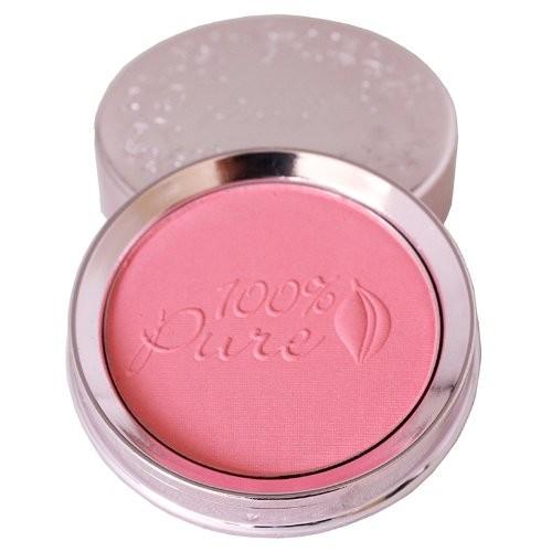 Fard de obraz pudra cu pigmenţi din fructe, Cherry - 100 Percent Pure Cosmetics