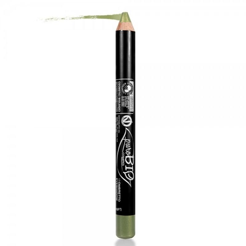 Fard de pleoape creion Verde Auriu 13 - PuroBio