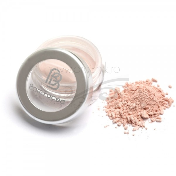 Fard de pleoape mineral SEASHELL - Barefaced Beauty