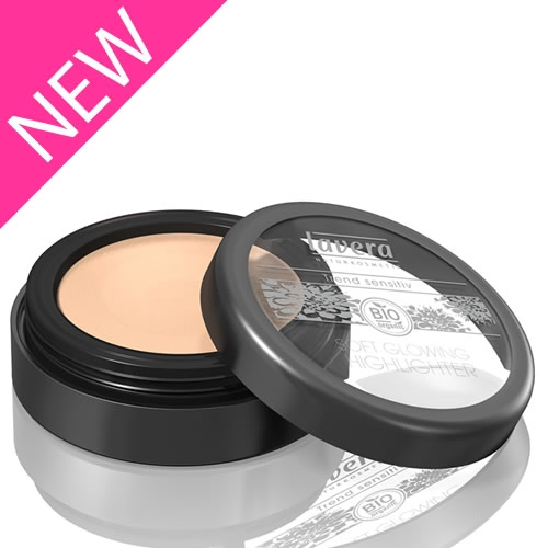 Iluminator pentru ten Highlighter Golden Shine 03 - LAVERA