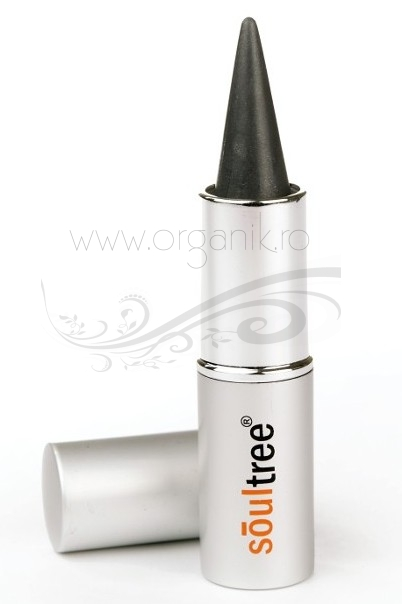 Kohl Kajal traditional ayurvedic, Grey Glow - SoulTree