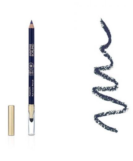 Creion contur ochi cu aplicator Marine Blue (albastru inchis) - Annemarie Borlind