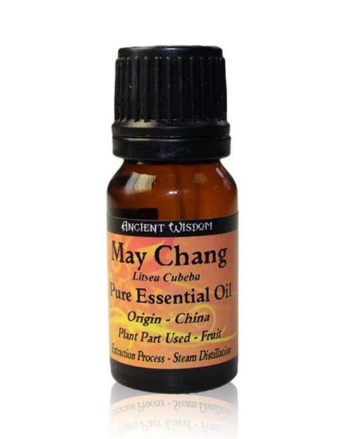 Ulei esential May Chang (Litsea Cubeba), 10ml - Ancient Wisdom