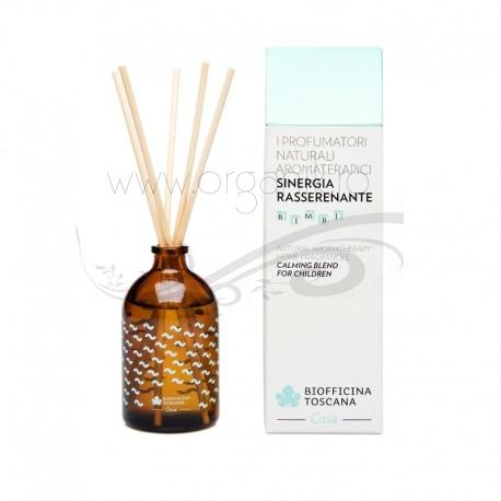 Parfum calmant pentru camera copiilor - Biofficina Toscana
