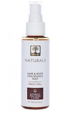 Parfum pentru par si corp Orient Spell, 100ml - BIOselect Naturals