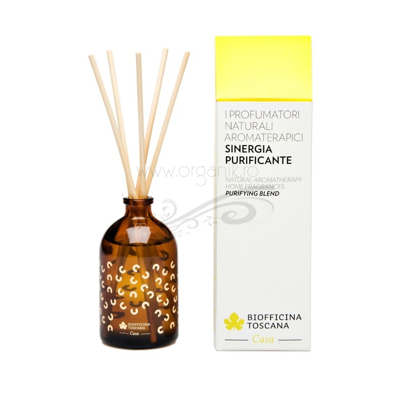 Parfum de camera purificator - Biofficina Toscana