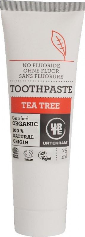 Pasta  de dinti organica Tea tree (Arbore de ceai) - Urtekram