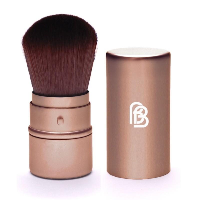 Pensula retractabila Kabuki Deluxe - Barefaced Beauty