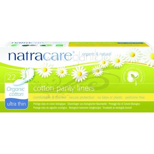 Protej slip din bumbac organic ultra subtire 22 buc - Natracare