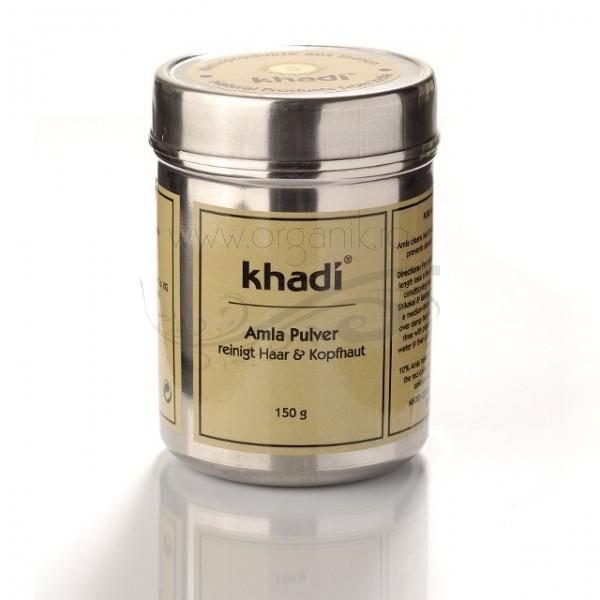 Amla pudra, tratament pentru par si ten - Khadi